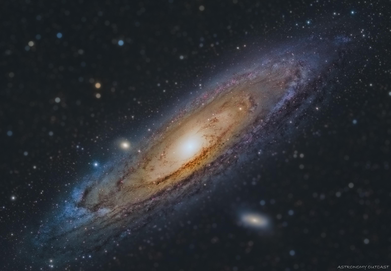 M31_Tilt-shifted